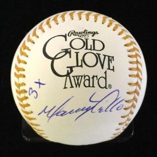Philadelphia Phillies Manny Trillo Autographed Baseball