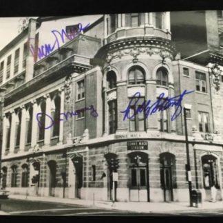 Philadelphia Phillies Wise/Shantz Autographed Photo