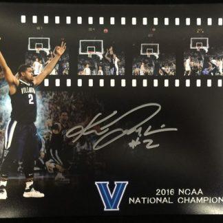 Villanova Wildcats Kris Jenkins Autographed Photo