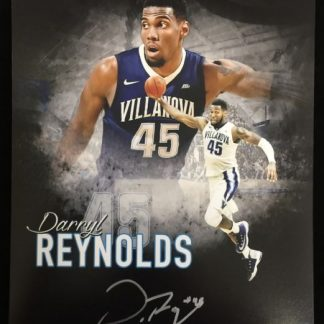 Villanova Wildcats Darryl Reynolds Autographed Photo