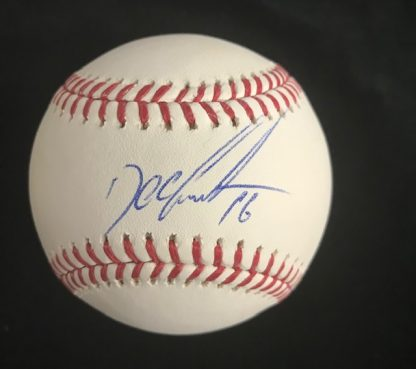 New York Mets Dwight Gooden Autographed ball