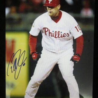 Philadelphia Phillies Geoff Jenkins Autographed Photo