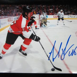 Philadelphia Flyers Aaron Asham Autographed Photo