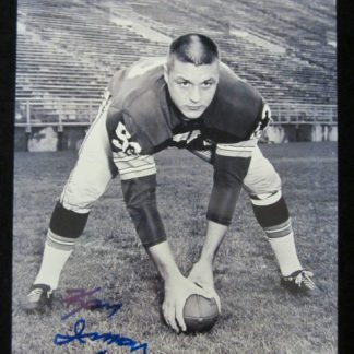 Green Bay Packers Ken Iman Autographed Photo