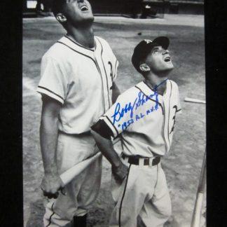 Philadelphia A's Bobby Shantz Autographed Photo