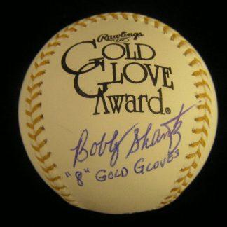 Philadelphia Phillies Bobby Shantz Autographed Baseball