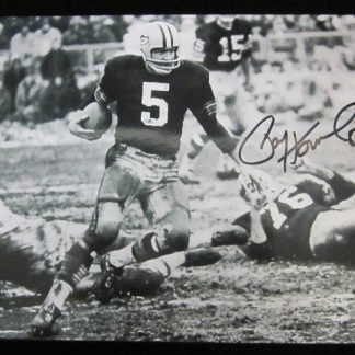 Green Bay Packers Paul Hornung Autographed Photo