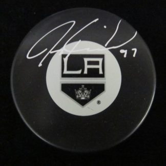 Los Angeles Kings Jeremy Roenick Autographed Puck