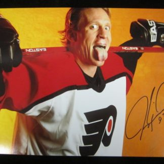 Philadelphia Flyers Jeremy Roenick Autographed Photo