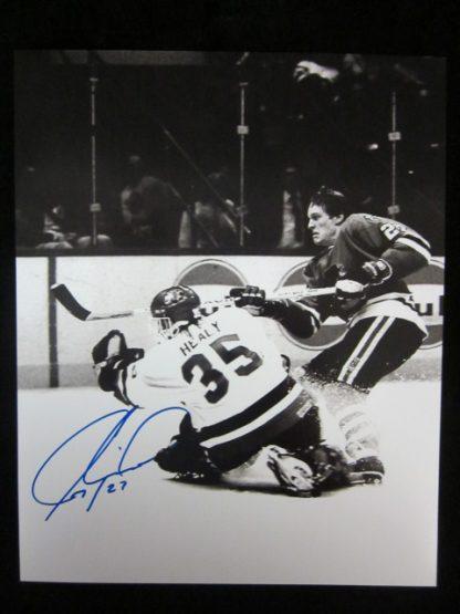 Chicago Blackhawks Jeremy Roenick Autographed Photo