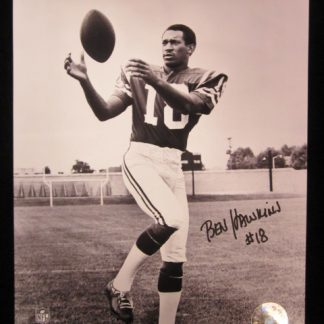Philadelphia Eagles Ben Hawkins Autographed Photo