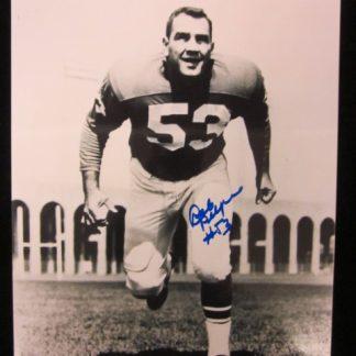 Philadelphia Eagles Bob Pellegrini Autographed Photo