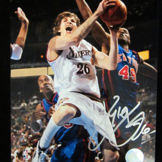 Philadelphia 76ers Kyle Korver Autographed Photo