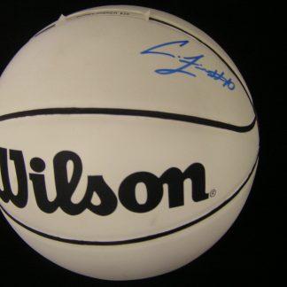 Villanova Wildcat Corey Fisher Autographed Basketball