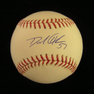 Philadelphia Phillies David Herndon Autographed Baseball