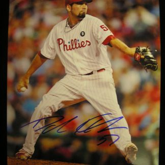Philadelphia Phillies David Herndon Autographed Photo