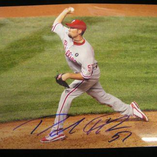 Philadelphia Phillies David Herndon Autographed Photo