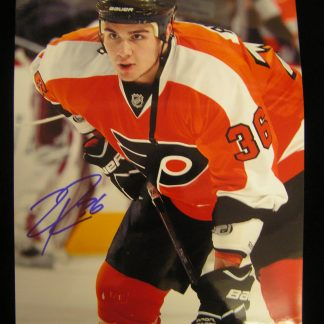 Philadelphia Flyers Zac Rinaldo Autographed Photo