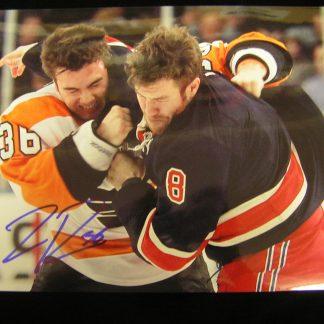 Philadelphia Flyers Zac Rinaldo Autographed Photo