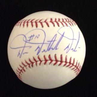 Philadelphia Phillies Darren Daulton Autographed Baseball