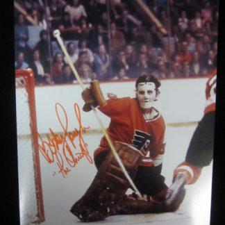 Philadelphia Flyers Bobby Taylor Autographed Photo