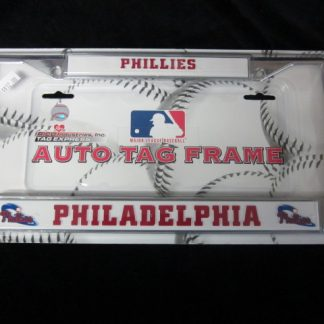 Philadelphia Phillies License Plate Frame