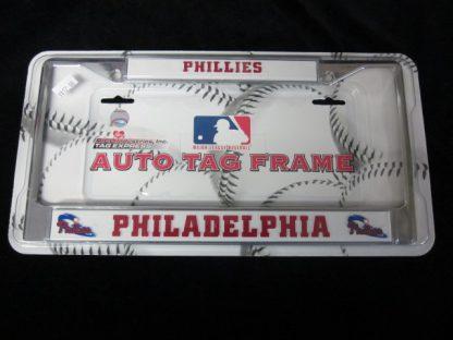 Philadelphia Phillies License Plate Frame