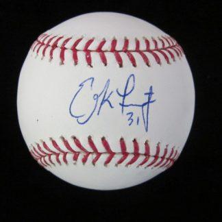 Philadelphia Phillies Erik Kratz Autographed Baseball